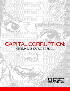 Capital Corruption: Child Labour in India